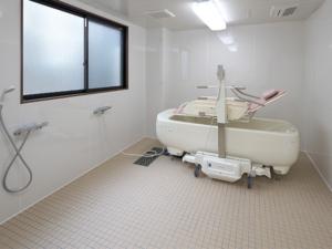 機械浴室写真