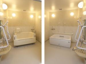 個浴室写真