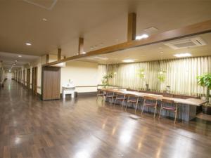 1階食堂の写真